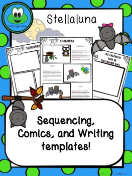 Stellaluna Writing and Sequencing