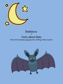Stellaluna and Batty for Bats