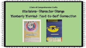 Stellaluna and Wemberly Worried