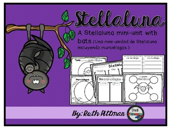 Stellaluna/bats mini-unit