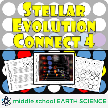 Stellar Evolution Game Connect 4