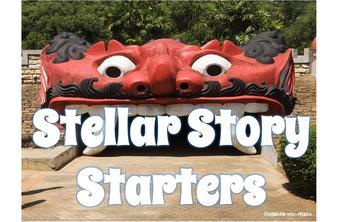 Stellar Story Starters - Photo Powerpoint