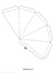 Stellated Dodecahedron Template