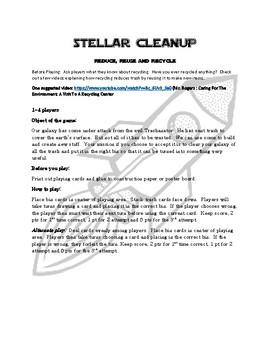 Steller Cleanup