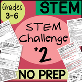 Stem Challenge #2 by Science and Math Doodles