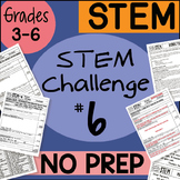 STEM Challenge #6 by Science and Math Doodles