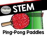 Stem Challenge: A Game of Ping-Pong (Printables & DIY)