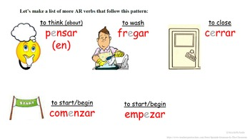 Stem-Changing (E-IE) Verbs: Spanish Quick Lesson