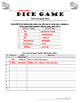 Stem-Changing Verb Conjugation Practice: Spanish Dice Game