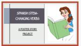 Stem-Changing Verbs Story (Spanish)