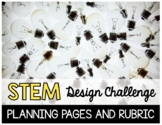 STEM Design Challenge EDITABLE Rubric