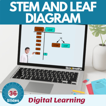 Stem & Leaf Diagrams - GCSE New Specification (1-9), (US 9th - 10th Grade)
