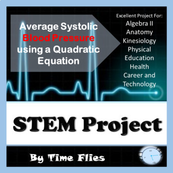 Stem Project - Blood Pressure, Math and Technology