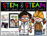 Stem/Steam Tub and Journal Covers