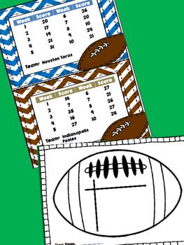 Stem and Leaf Football