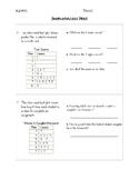 Stem and Leaf Practice Worksheet