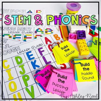 Stem and Phonics Literacy Center