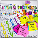Stem and Phonics Literacy Center
