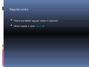 Stem-changing verbs in Spanish (In the present tense)
