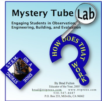Stem on a Shoestring: Mystery Tube Exploration