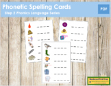 Step 2: Phonetic Spelling Cards