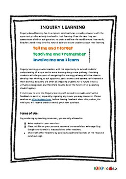 Inquiry-based Learning - Step 6_Evaluating