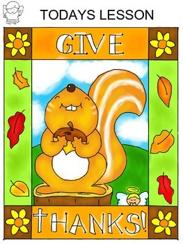 Step-By-Step Art Lesson - Give Thanks