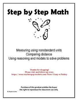 Step By Step Measurement
