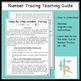 Step-By-Step Number Tracing Cards 60-80