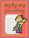 Step-By-Step Prewriting