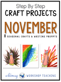 Step By Step Seasonal Crafts NOVEMBER