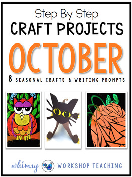 Step By Step Seasonal Crafts OCTOBER
