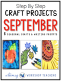 8 Step By Step Seasonal Crafts SEPTEMBER