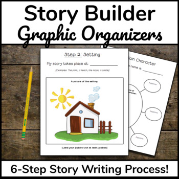 Step-By-Step Story Builder