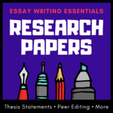 Step-By-Step Writing: Checklists to Help Plan, Research, and Evaluate Any Paper