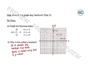 Step Functions Lesson 2 of 2
