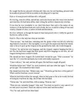 Step IV - Science Fiction Short Story