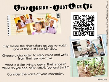 Step Inside Writing