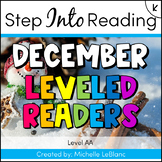 Step Into Reading December Level AA