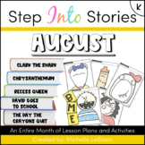 Kindergarten August Lesson Plans