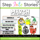 Step Into Stories March