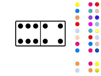 Step It Up in Second: Domino Addition Fluency Practice