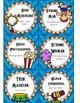 Step Right Up : Circus Themed Classroom Job Cards EDITABLE