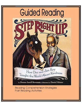 Step Right Up - Guided Reading