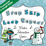 Step, Skip, Leap, Repeat – Interactive Music Game for Goog