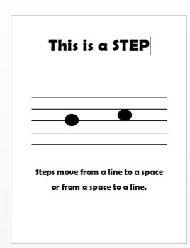 Step Skip Leap Repeat Visuals