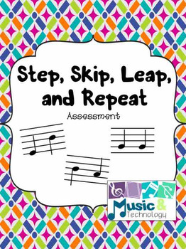 Step, Skip, Leap, and Repeat Assessment