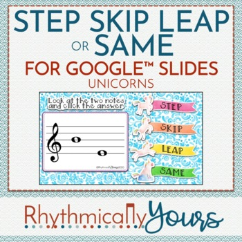 Step, Skip or Leap? Interactive PowerPoint Game