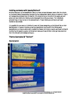Step Up Classroom Behavior System