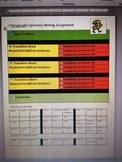 Step Up To Writing 3 Paragraph Expository Graphic Organizer